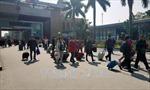 Đón vị khách thứ 10 triệu qua cửa khẩu quốc tế Móng Cái