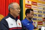HLV Park Hang-seo tự tin vào tương lai tươi sáng của bóng đá Việt Nam