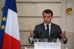 Pháp cam kết chi 700 triệu euro phát triển năng lượng mặt trời tại nước đang phát triển