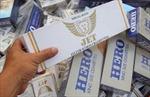 Phát hiện xe ô tô chở 500 cây thuốc lá nghi nhập lậu