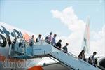 Vietnam Airlines và Jetstar Pacific đạt chỉ số đúng giờ trên 90% dịp cao điểm Tết