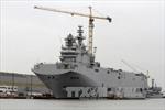 Ai Cập và Pháp tập trận chung trên Biển Đỏ