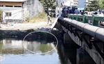 Phát hiện thi thể nam thanh niên nổi dưới chân cầu Sài Gòn