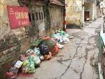 Dân đã dỡ lều lán quanh bãi rác Nam Sơn, trong hôm nay xe sẽ ra  - vào được