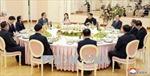 Hình ảnh ông Kim Jong-un 'cởi mở' đàm phán với đặc phái viên Hàn Quốc