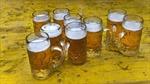 Thủ tướng Merkel thỉnh thoảng gửi tặng ông Putin bia Đức