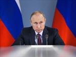 Tổng thống Putin nói gì trước vụ Mỹ truy tố 13 công dân Nga can thiệp bầu cử?