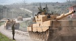 Thổ Nhĩ Kỳ siết chặt vòng vây Afrin, quân đội Syria tung lính đặc nhiệm