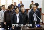 Tuyên án 9 bị cáo vụ vỡ đường ống nước sông Đà