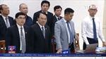 Tuyên án phiên tòa xét xử vụ vỡ đường ống nước sông Đà