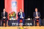 Thủ tướng Nguyễn Xuân Phúc thăm Đại học Waikato, kết thúc thăm chính thức New Zealand