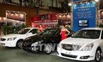 Xe ô tô nhập khẩu xếp kín cảng Hải Phòng chờ thông quan