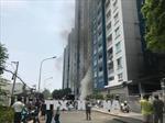 Chung cư cao tầng và nỗi lo hỏa hoạn