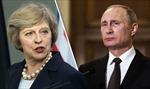 Căng thẳng Nga - Anh chưa có hồi kết