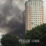 Phòng chống cháy nổ tại các chung cư Hà Nội - Bài 1: Nguy cơ 'giặc lửa'