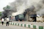 Hơn 100 người thương vong trong vụ tấn công của phiến quân Boko Haram tại Nigeria
