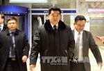 Đoàn vận động viên hai miền Triều Tiên cùng diễu hành tại ASIAD 2018