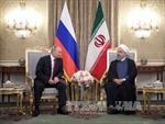 Iran, Nga thúc đẩy quan hệ hợp tác chiến lược