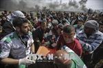 Một nhà báo Palestine thiệt mạng trong vụ đụng độ tại Dải Gaza