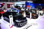 Tiêu thụ ô tô nhập khẩu tăng mạnh