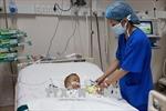 Chuyên gia 3 bệnh viện phối hợp mổ tim cho 1 bệnh nhi ở Đồng Nai