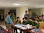 Kiểm tra đột xuất phòng cháy chữa cháy tại chung cư HH4C Linh Đàm