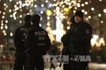 Cảnh sát Đức đột kích, bắt 3 đối tượng tình nghi khủng bố người Syria