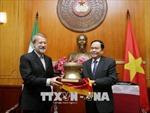 Mở rộng giao lưu, hợp tác Việt Nam - Iran