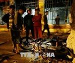 Ô tô mất lái đâm vào xe máy ở Đắk Lắk, bé trai tử vong tại chỗ