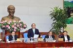 Thủ tướng Nguyễn Xuân Phúc: Tăng cường khối đại đoàn kết toàn dân tộc trong bối cảnh còn nhiều nguy cơ