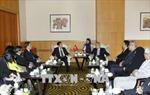 Thúc đẩy quan hệ hữu nghị, hợp tác Việt Nam-Iran