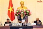 Bế mạc Phiên họp thứ 23 Ủy ban Thường vụ Quốc hội