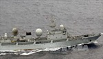 Nhật Bản xác nhận Trung Quốc lần đầu tiên tập trận tàu sân bay ở Thái Bình Dương