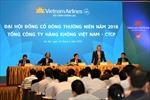 Vietnam Airlines đặt mục tiêu vận chuyển 24,3 triệu lượt hành khách năm 2018