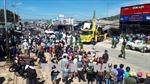 Khắc phục hậu quả vụ tai nạn giao thông làm 5 người tử vong tại Lâm Đồng