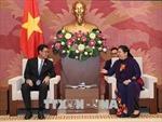 Phó Chủ tịch Quốc hội tiếp Bí thư BCH Trung ương Đoàn Thanh niên Cách mạng Lào