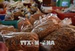 Trên 36% mẫu kiểm tra ớt bột vượt ngưỡng dư lượng độc tố aflatoxin