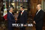 Bộ trưởng Quốc phòng Mexico: Việt Nam là tấm gương về bảo vệ Tổ quốc và xây dựng đất nước