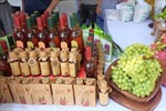 Liên minh Hợp tác xã giới thiệu nông sản các vùng miền tại Hà Nội