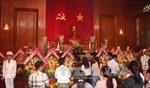 Lễ dâng hương tưởng niệm Chủ tịch Hồ Chí Minh tại Khu Di tích Kim Liên