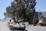IS tấn công cứ điểm quân đội Syria, 26 binh sĩ thiệt mạng