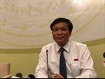 Quốc hội sẽ chất vấn về BOT, quản lý đất đai tại các thành phố