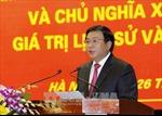 Hội đồng Lý luận Trung ương thảo luận 'Một số vấn đề lý luận-thực tiễn về Chiến lược biển Việt Nam'
