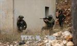 Israel tập trận quy mô lớn