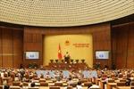 Thông cáo số 16 Kỳ họp thứ 5, Quốc hội khóa XIV
