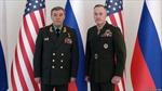 Tướng lĩnh cấp cao Nga - Mỹ hội đàm tại Phần Lan