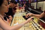 Một tuần trầm lắng của thị trường vàng trong nước
