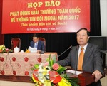 Góp phần thúc đẩy vai trò, vị thế của Việt Nam trên trường quốc tế