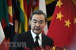 Ủy viên Quốc vụ Trung Quốc thăm hỏi, chia sẻ với Việt Nam về hậu quả mưa lũ