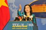 Việt Nam đề nghị các nước tôn trọng và thực thi pháp luật trên các vùng biển